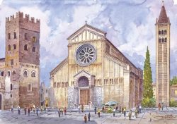 07 Verona - Basilica di San Zeno