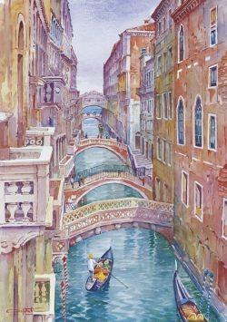 08 Venezia - Rio della Canonica