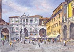08 Verona - Piazza dei Signori