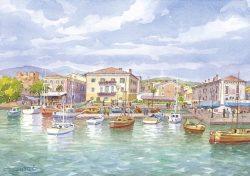 09 Lungo le coste del Garda - Bardolino e il suo Porto
