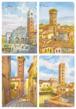09 Quattro Immagini - Angoli Particolari e Monumenti Architettonici