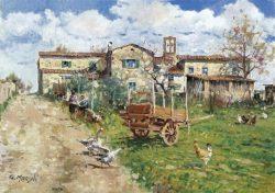 09 Vita Rurale - Dolce serenità campagnola