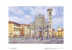 Poster 01 Prato: Cattedrale di Santo Stefano