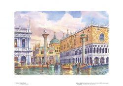 Poster 01 Venezia: Palazzo Ducale