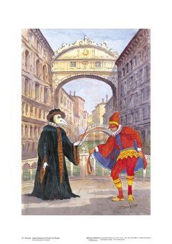 Poster 13 Venezia: Appuntamento al Ponte dei Sospiri