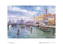 Poster 17 Venezia: Canal Grande