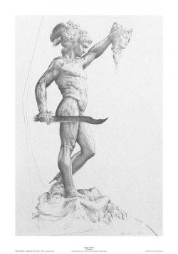 Poster 01 Omaggio a B. Cellini: Il Perseo