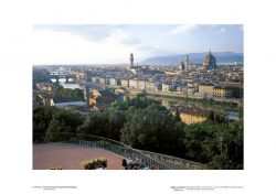 Poster 08 Firenze: Panorama dal Piazzale Michelangelo