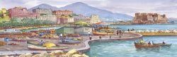 SL 01 Napoli - La Rotonda di via Caracciolo