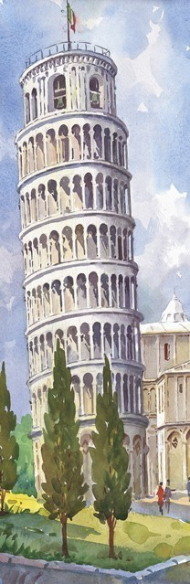 SL 01 Pisa - La Torre Pendente