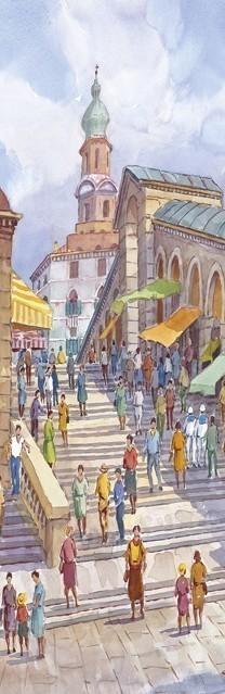 SL 13 Venezia - Saliscendi al Ponte di Rialto