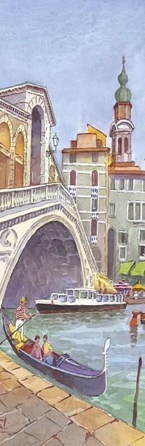 SL 16 Venezia - Gita romantica al Ponte di Rialto