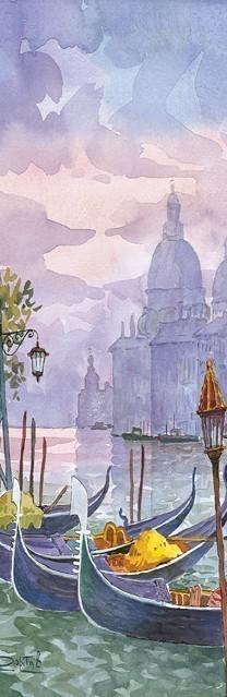 SL 17 Venezia - Magìa dell'alba alla Salute