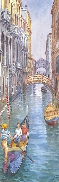SL 18 Venezia - Verso il Ponte dei Sospiri...sospirando