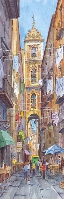 SL 02 Napoli - Strada dei pastori