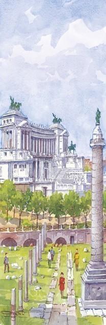 SL 02 Roma - Foro Traiano e Vittoriano
