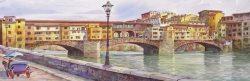SL 24 Firenze - Il Ponte Vecchio