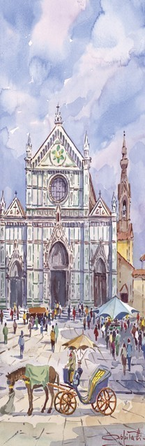 SL 26 Firenze - Basilica di Santa Croce