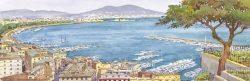SL 03 Napoli - Panorama sul Golfo