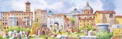 SL 03 Roma - Foro Romano, Arco di Settimio Severo