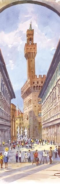 SL 04 Firenze - Gli Uffizi e Palazzo Vecchio