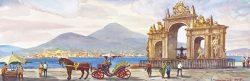 SL 04 Napoli - Panorama dall' Immacolatella