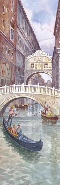 SL 05 Venezia - In gondola sul canale
