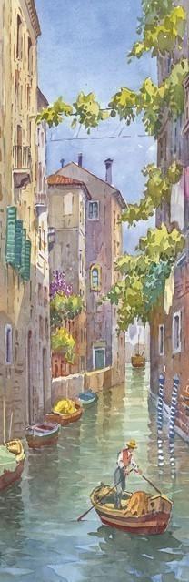SL 07 Venezia - Il delizioso Rio dei Meloni