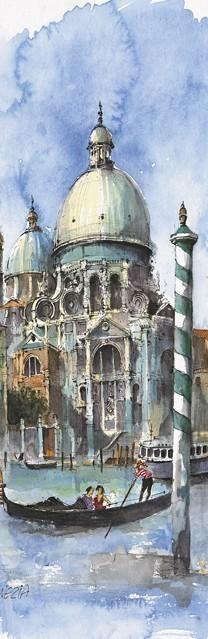 SL 09 Venezia - Chiesa della Salute