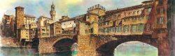 SL 10 Firenze - Il Ponte Vecchio