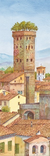 SL 01 Lucca - Torre Guinigi