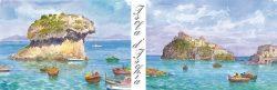 SL 02 Isola d'Ischia Lacco Ameno: Il Fungo - Ischia ponte: Il Castello Aragonese