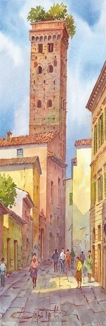 SL 04 Lucca - L'antica Torre Guinigi